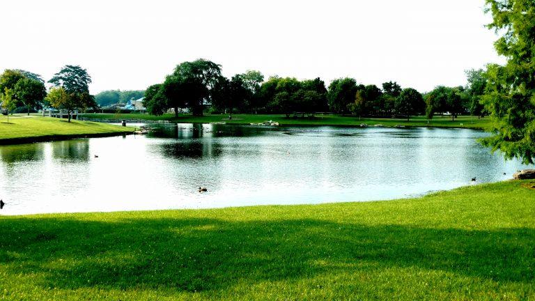 KRC Pond