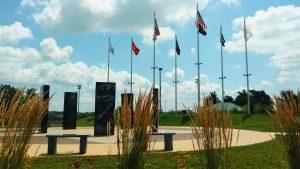 Vet Memorial