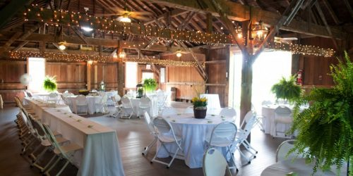 The House Banquet Room And Patio Polen Farm