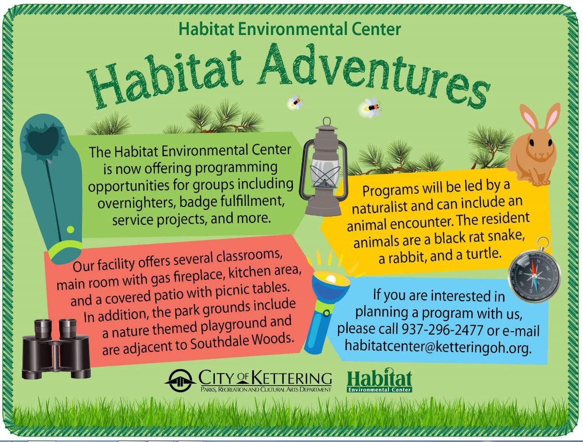 Habitat Adventures
