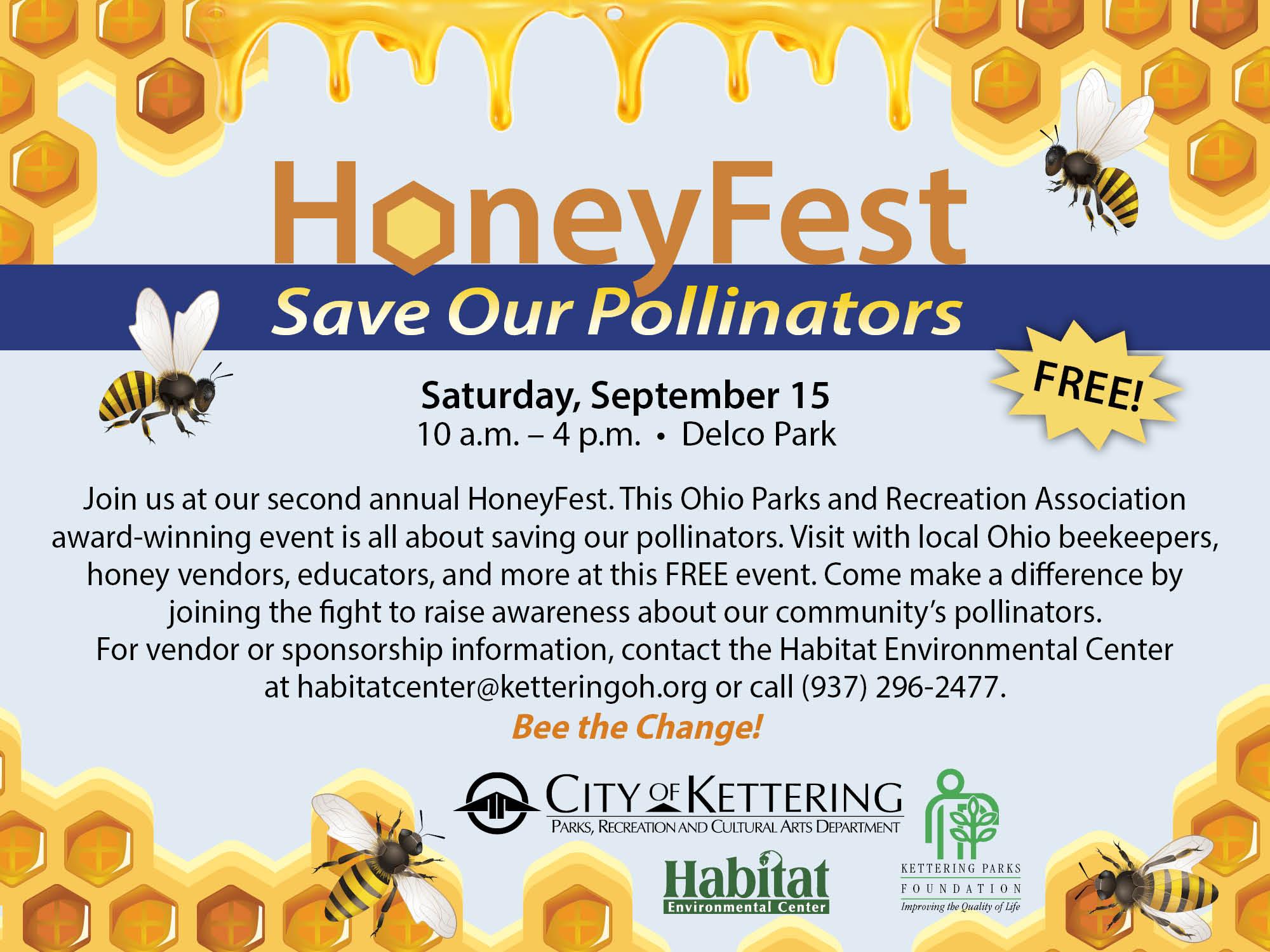 honeyfest graphic 2018