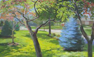 Jean Koeller Painting