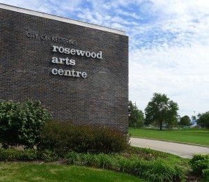 Rosewood Facade