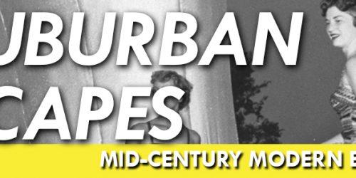 Suburbanscapes Expo