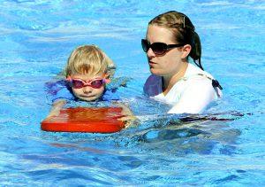 Special needs swim