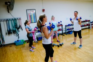 registered fitness classes