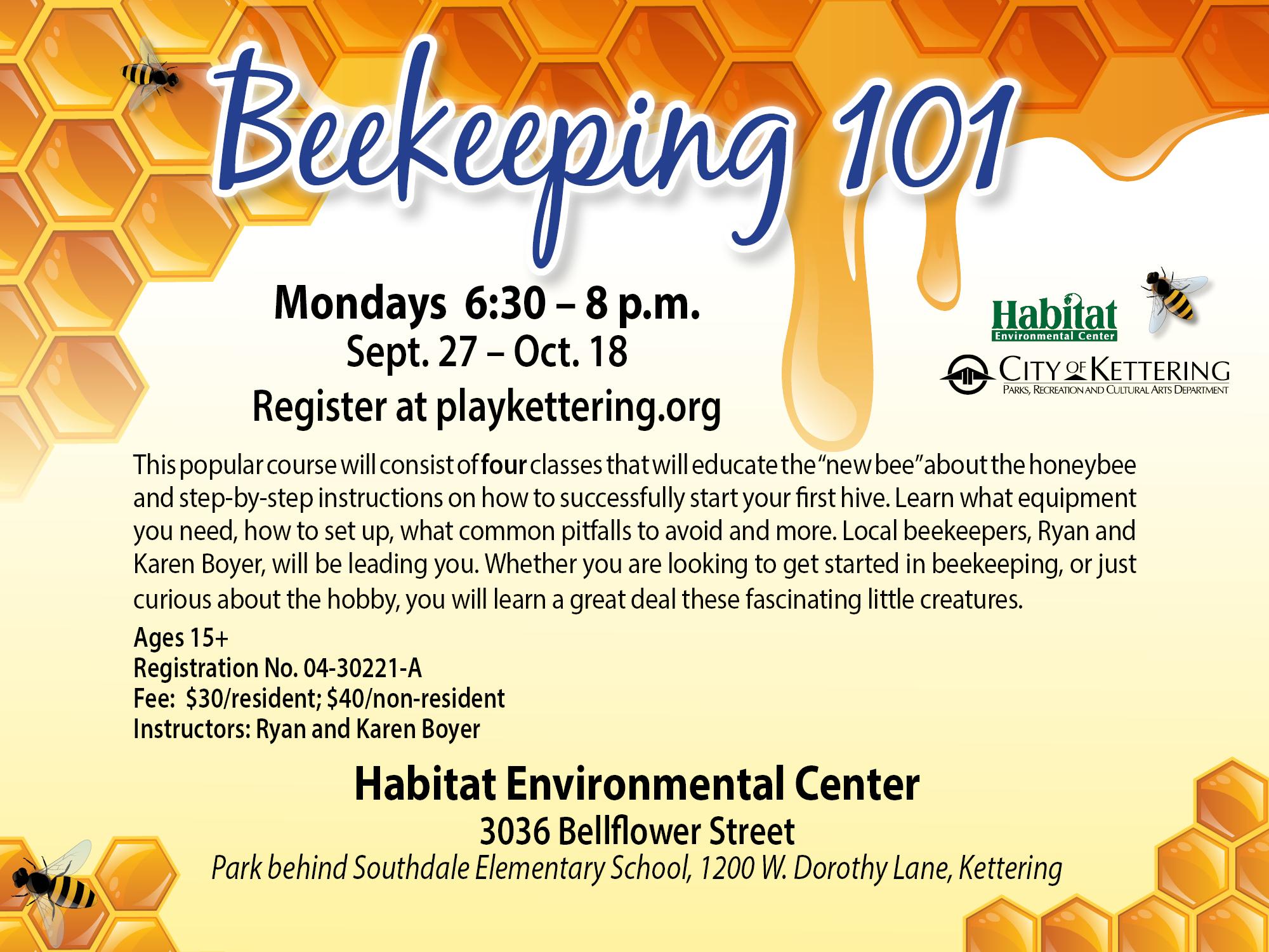 beekeeping graphic