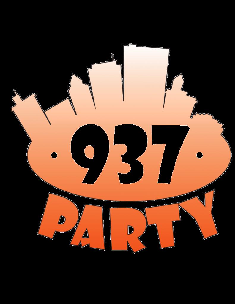 937 party logo