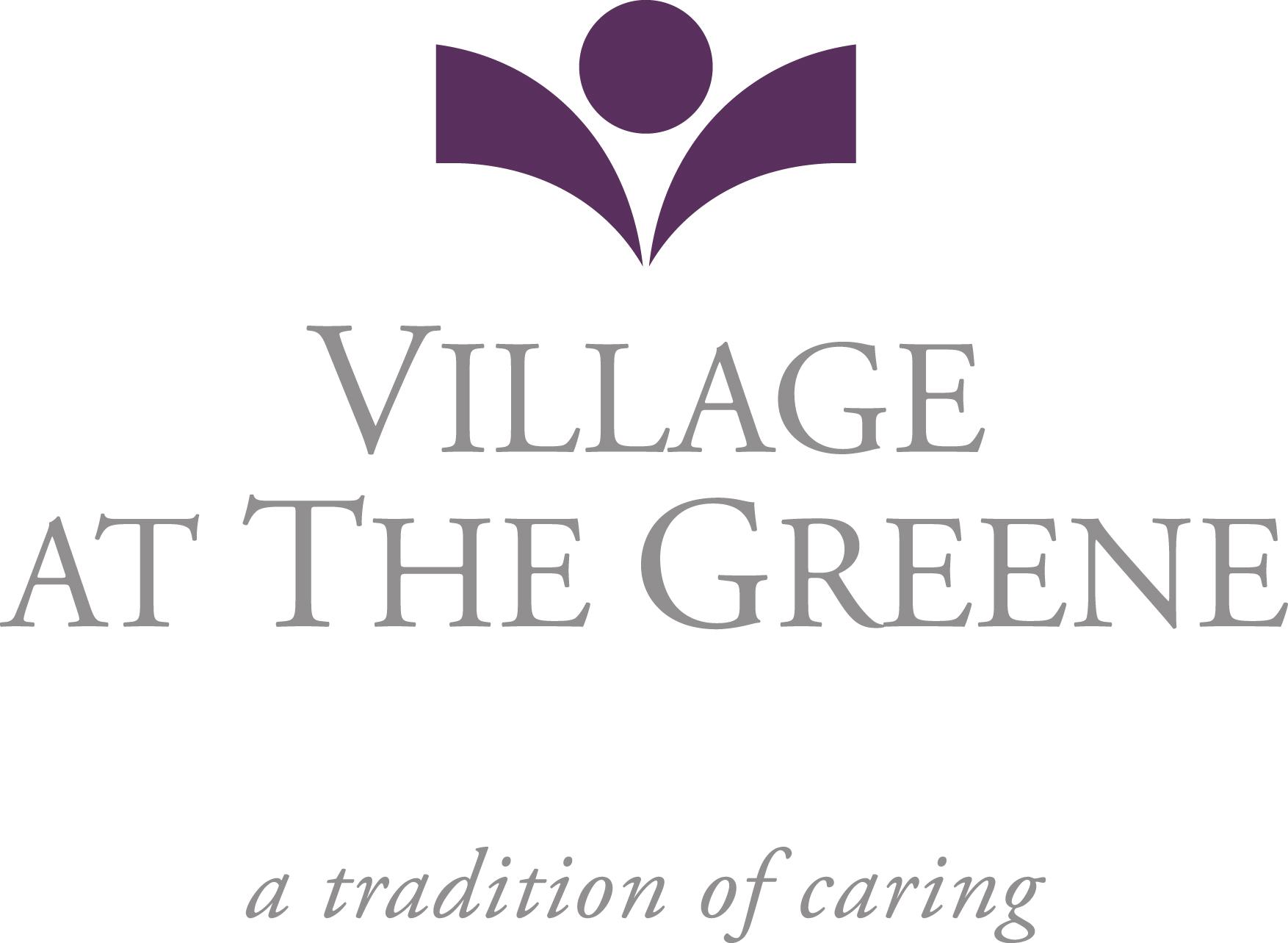 village at greene logo