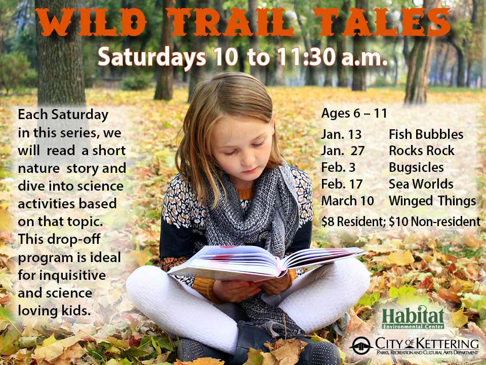 wild trail tales