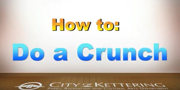 How to do a Crunch