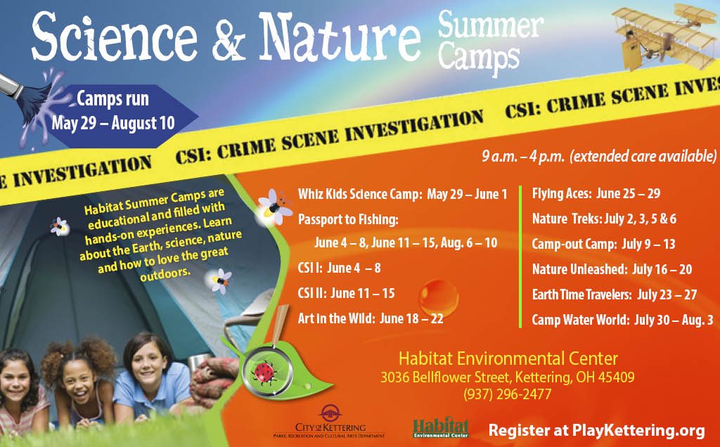 science and nature camps