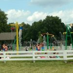 kennedy splash pad