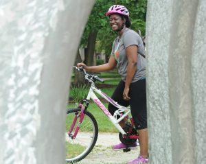 bike the arts