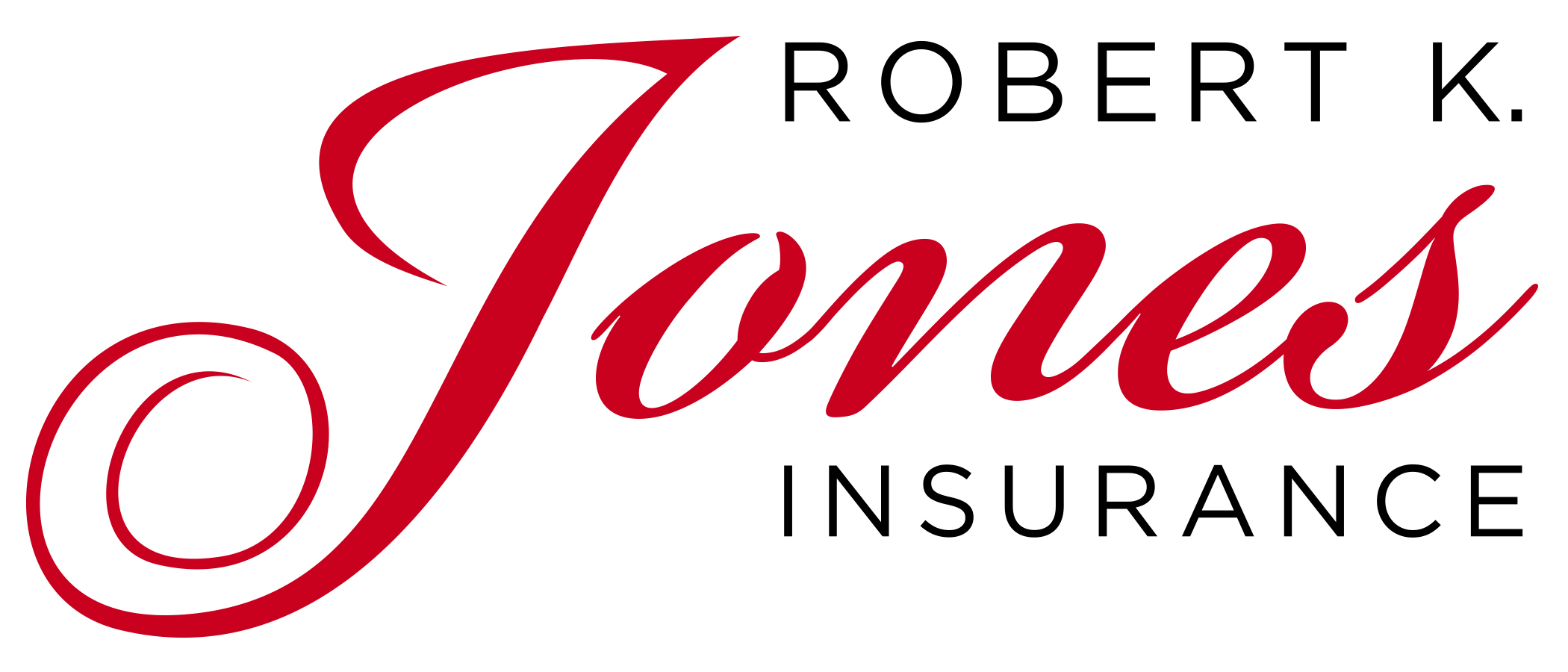 robert jones insurance logo