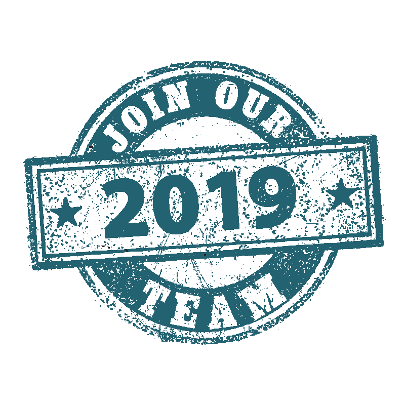 2019 join our team logo