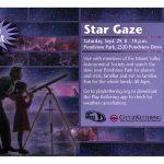star gaze flyer