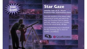 star gaze flyer