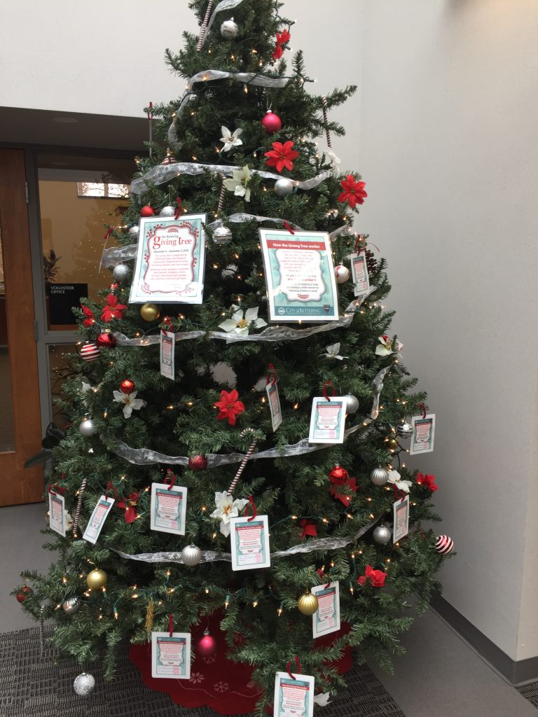 giving tree 2018
