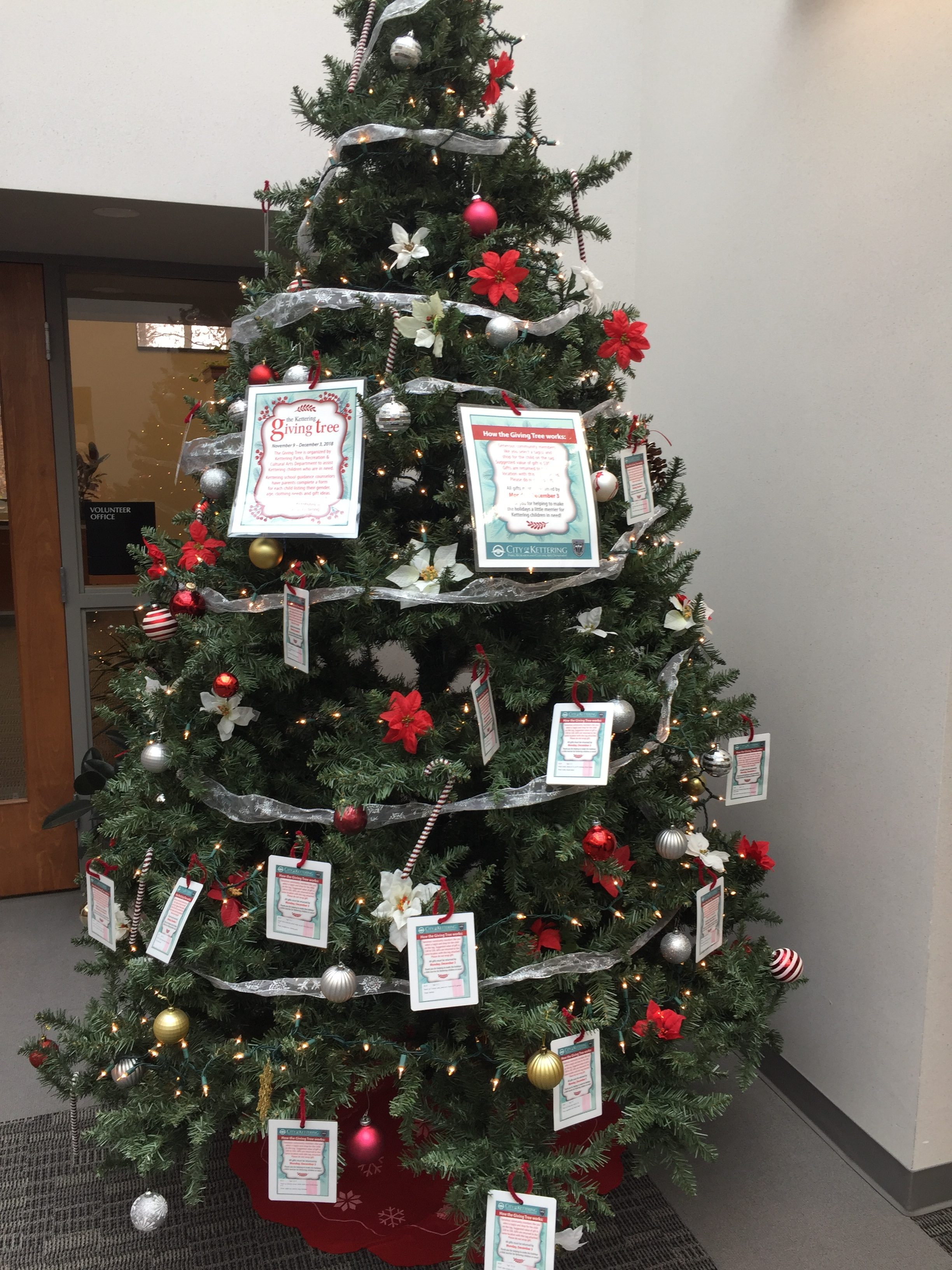 giving tree 2018