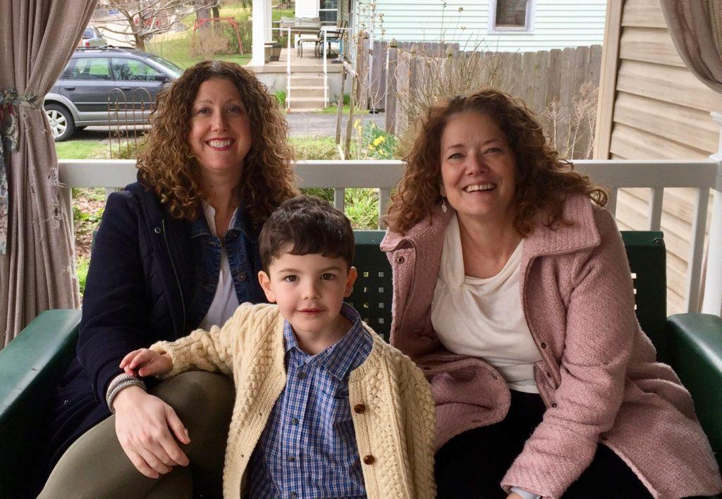 laura arber family