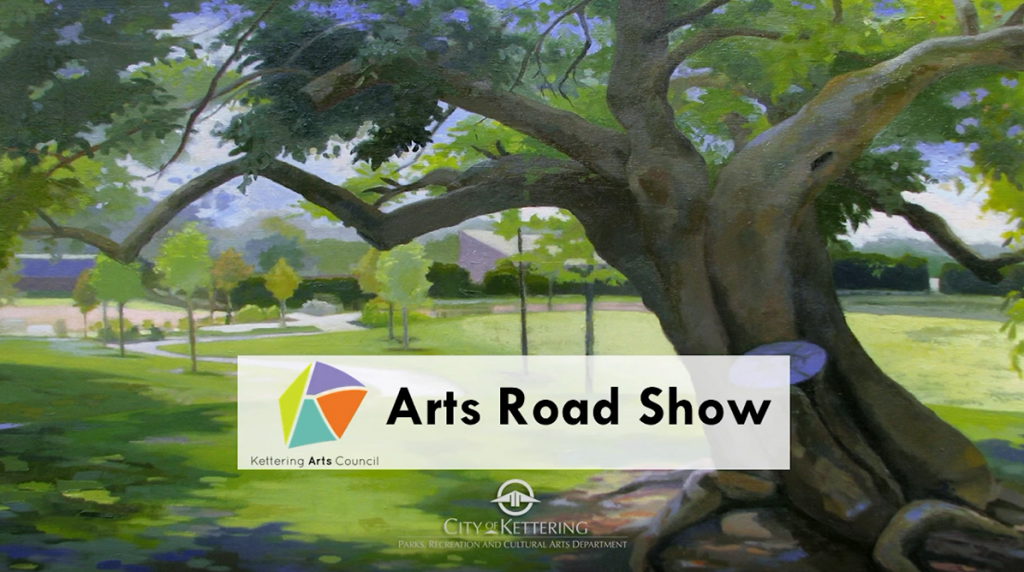 arts road show screen shot