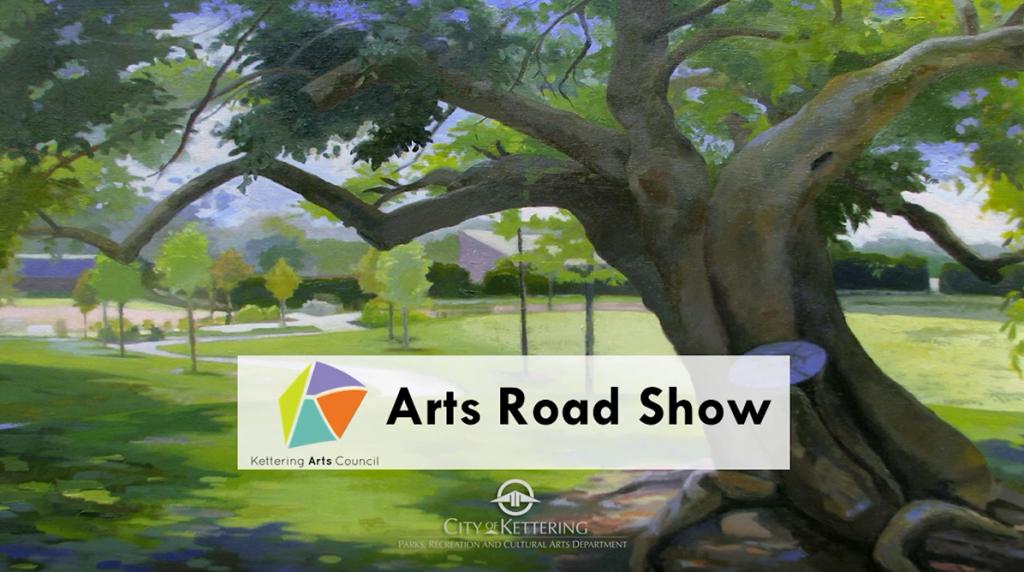 arts road show screen shot