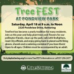 treefest flyer