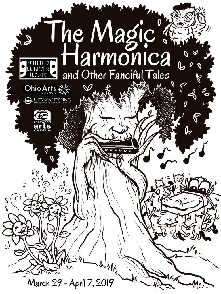 magic harmonica flyer