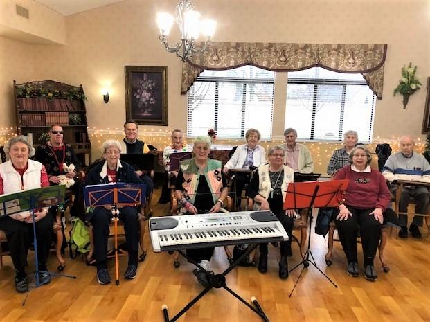 joyful musicians