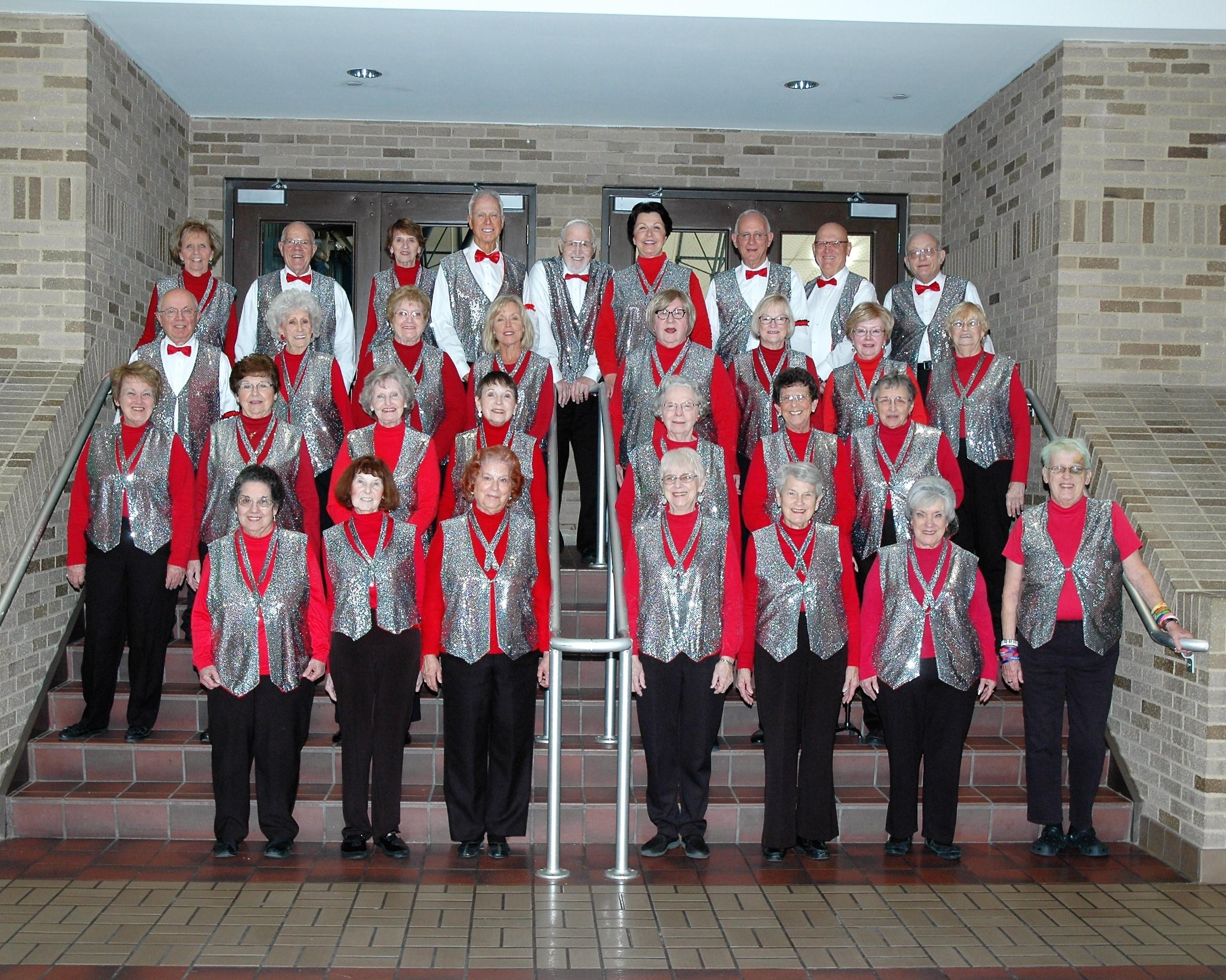 Kettering senior show choir