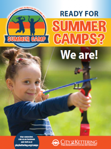 summer camps guide cover