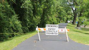 fireworks entry