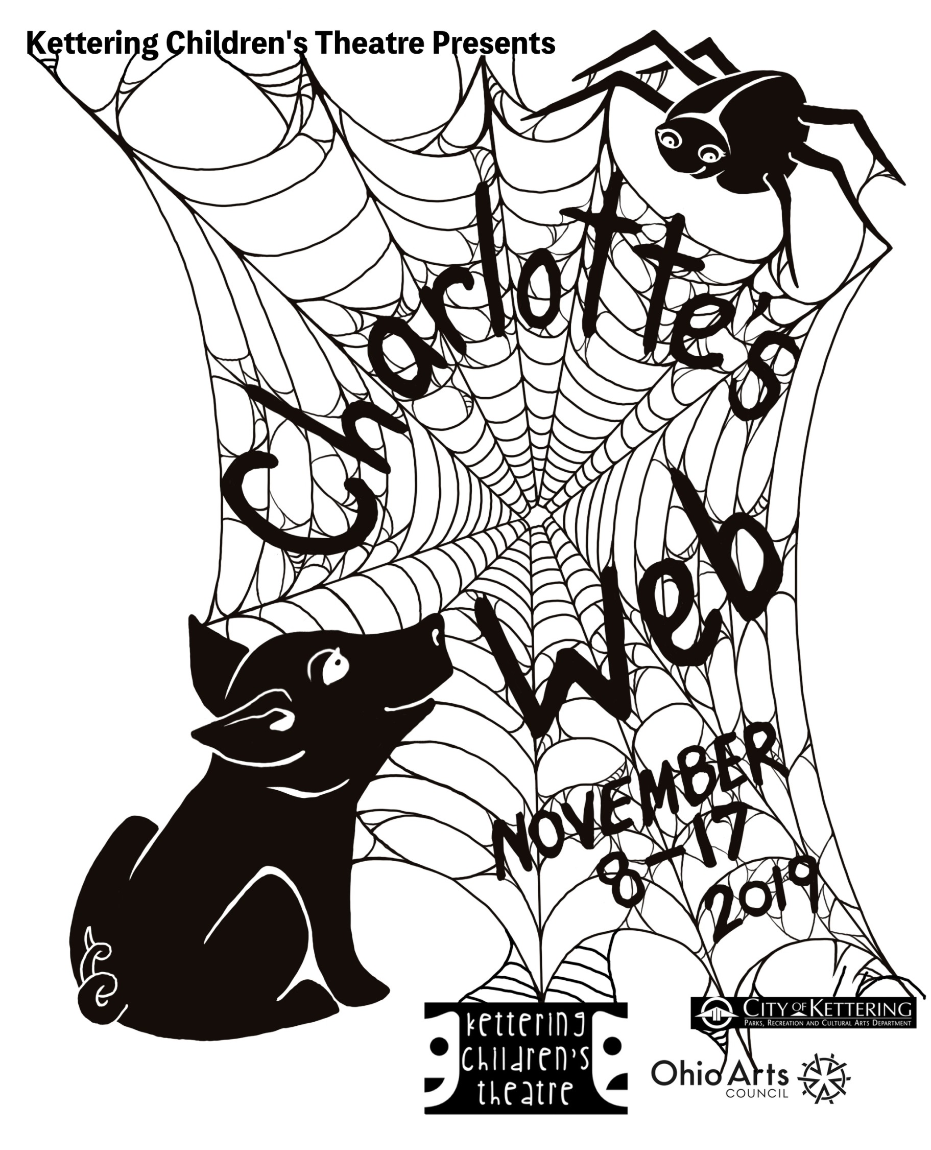 charlotte's web graphic