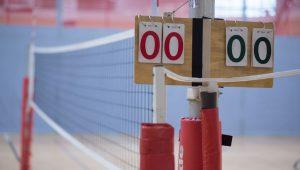 krc volleyball net