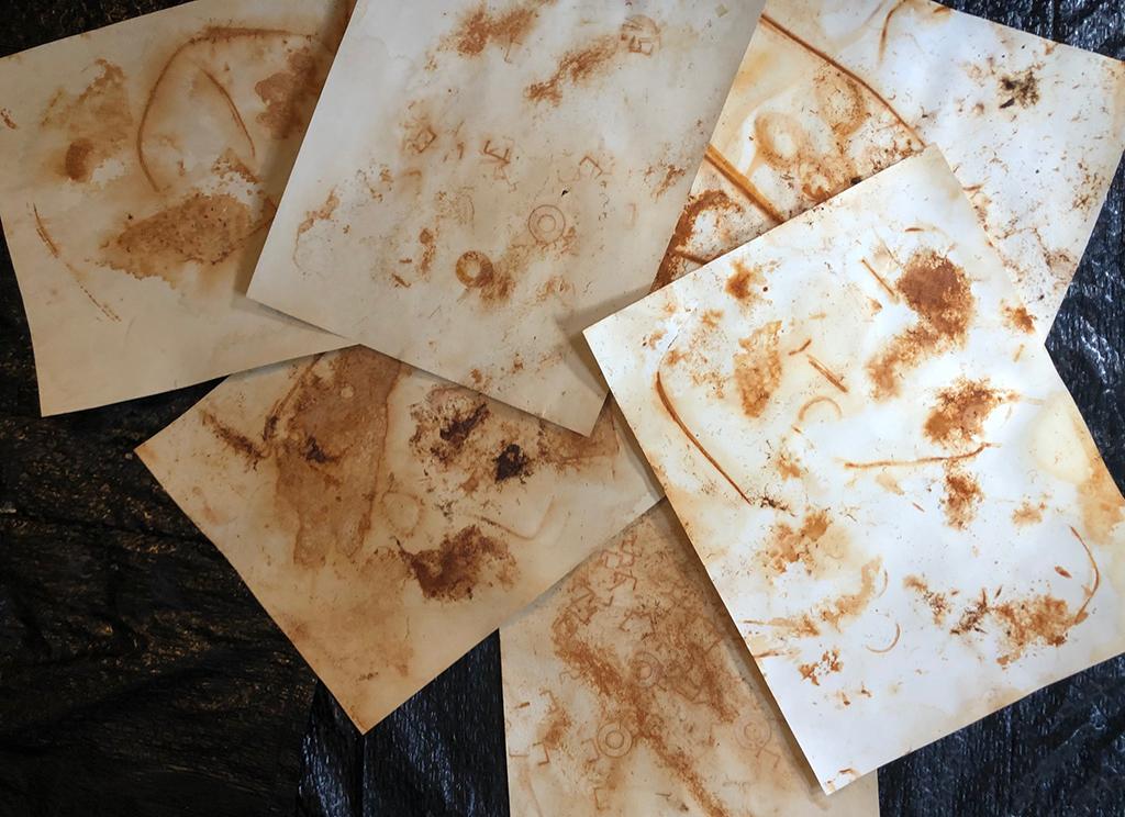 rust print varieties