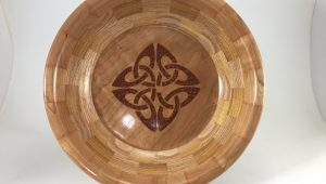 celtic know plate