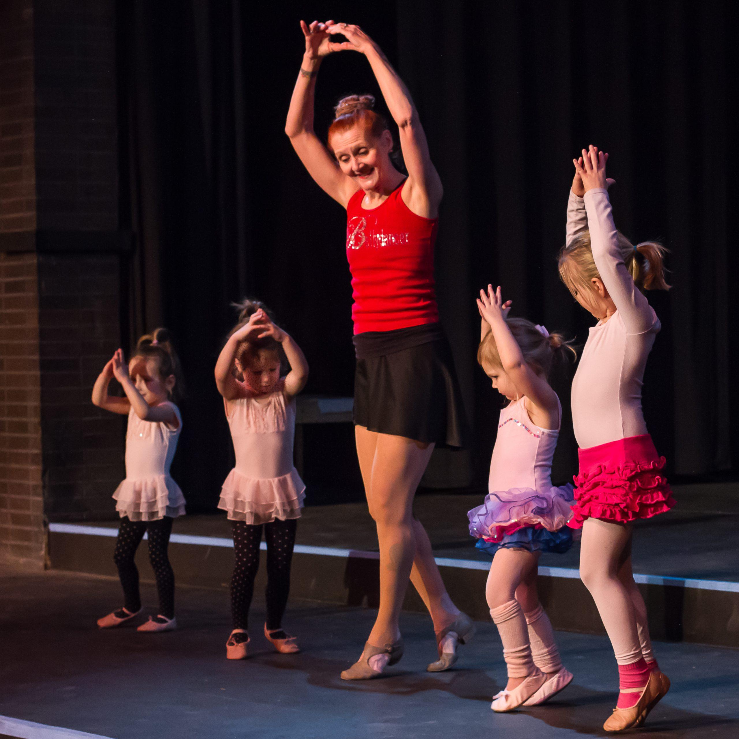 nancy dance class