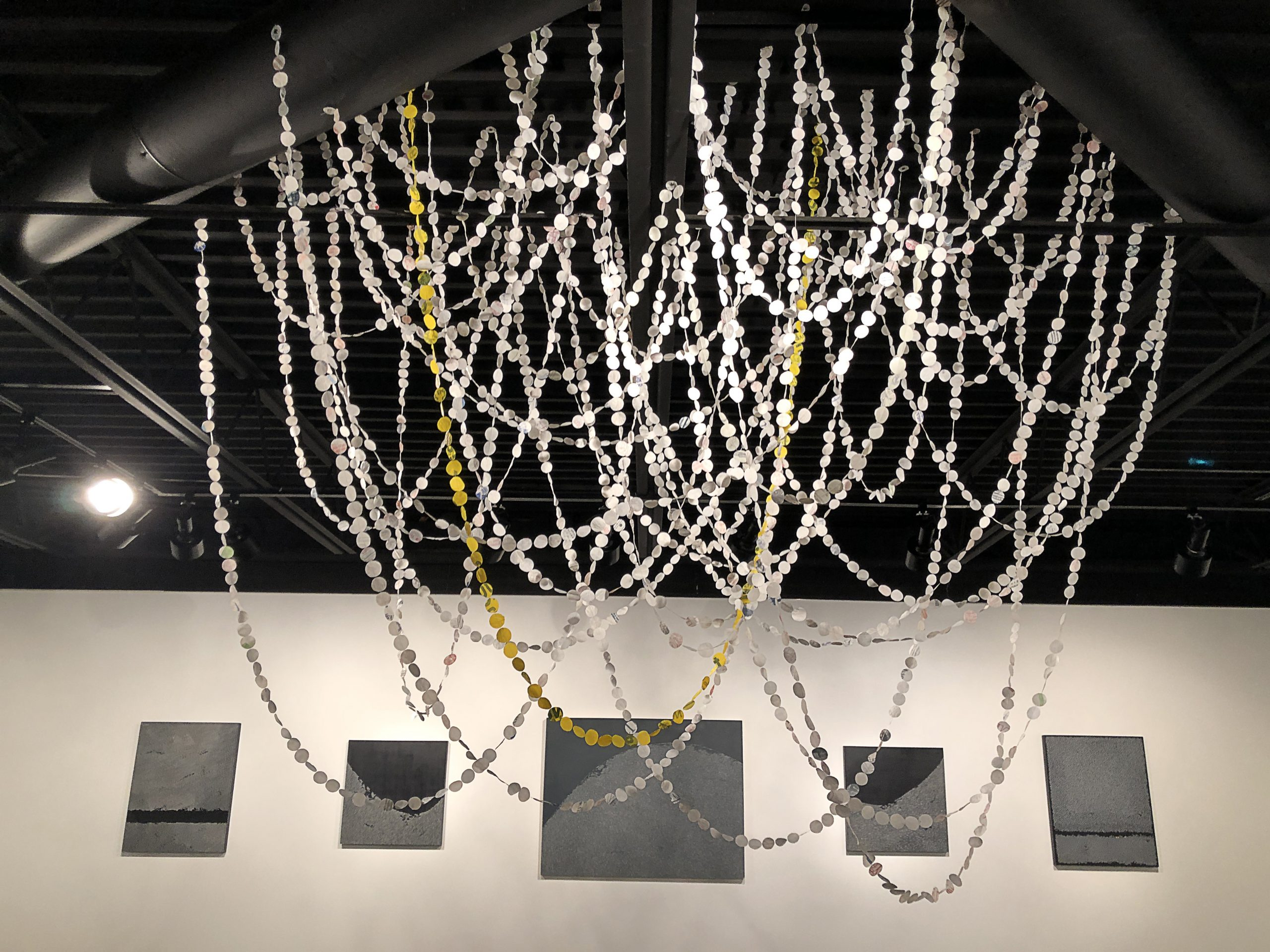 beads in gallery