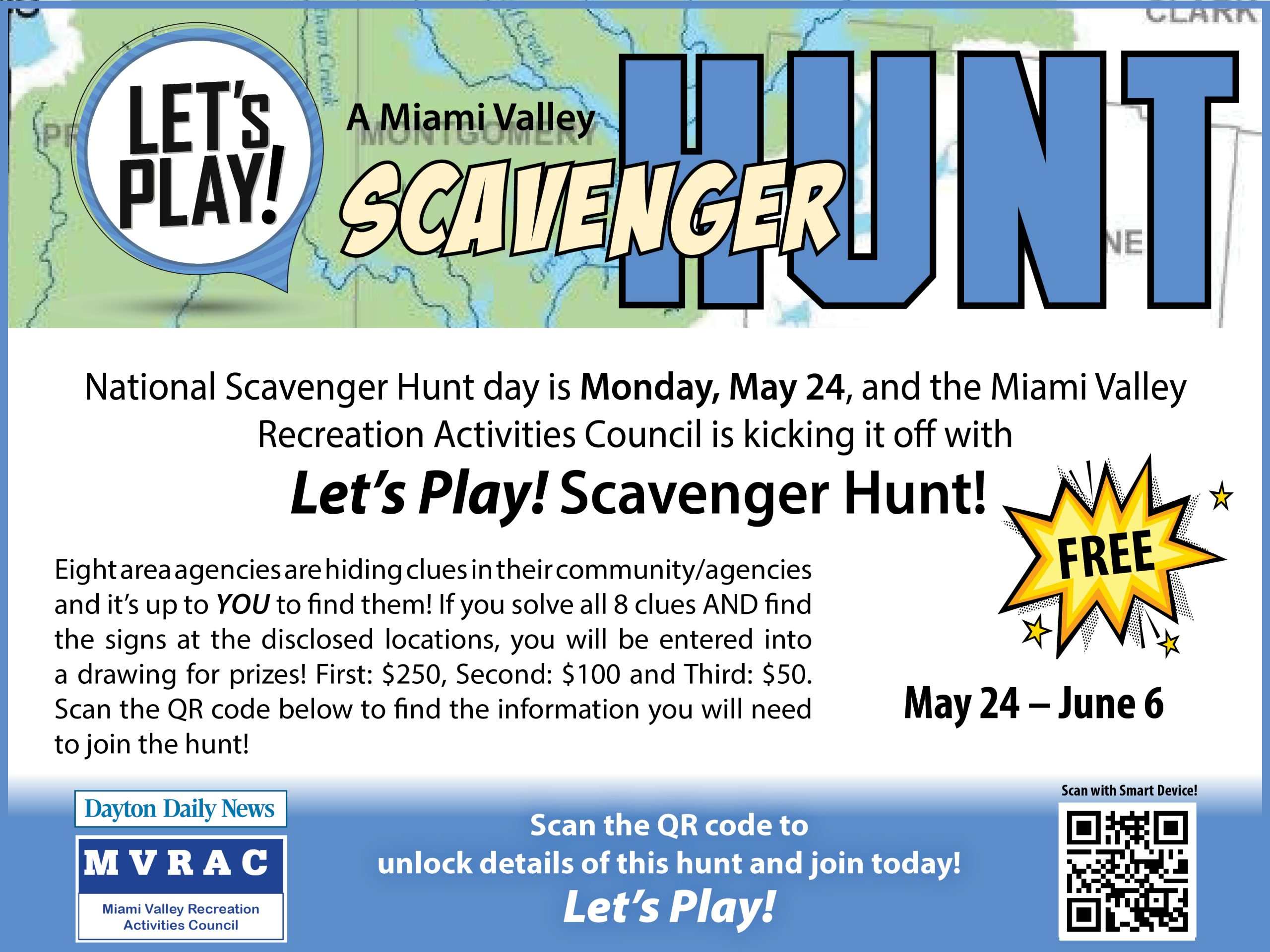 scavenger hunt graphic