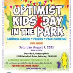 kids day poster