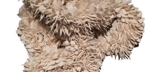 fuzzy sculpture