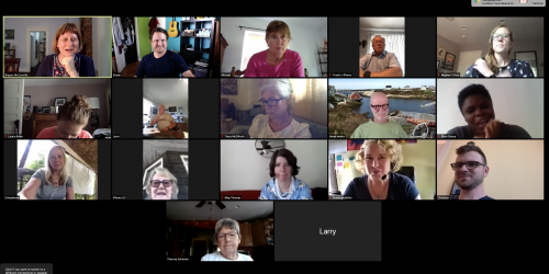 Kettering Arts Council Virtual Meeting 2020