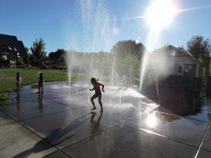 Kids playing in Loomis CA