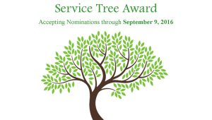 Accepting Service Tree Nominations
