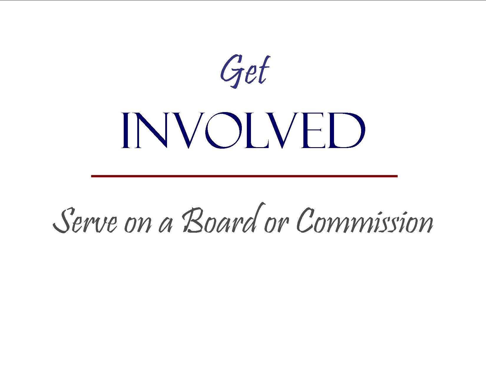 Apply to the City of Lucas Boards and Commissions