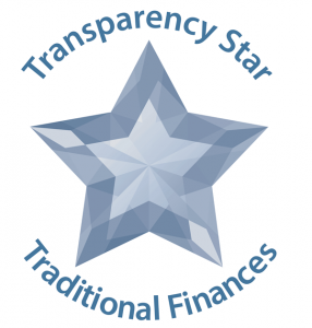 transparency star