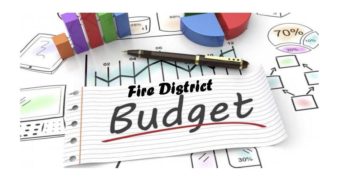 Fire District budget