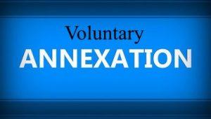Voluntary Annexation