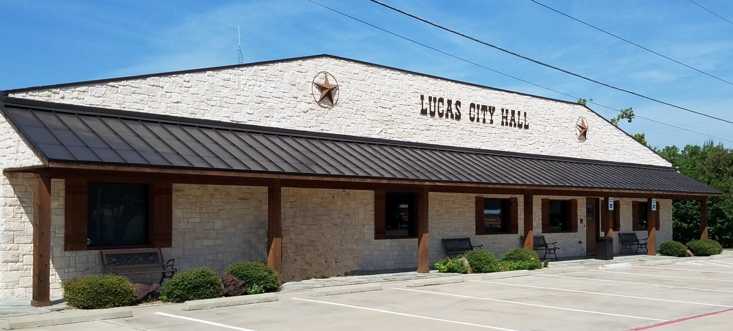 Lucas City Hall